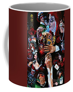 One Night In Paris Coffee Mug by Igor Postash