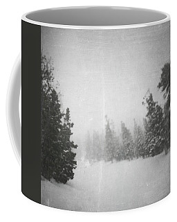 Coffee Mug featuring the photograph One Night  by Mark Ross