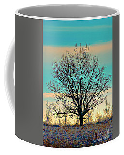 Coffee Mug featuring the photograph One by Nina Stavlund