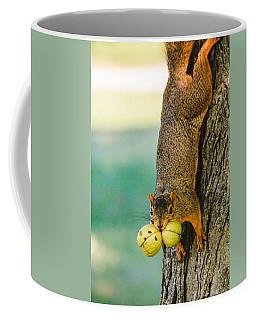 One Nut Is Never Enough Coffee Mug