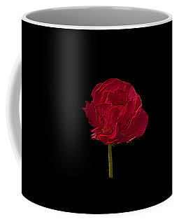 One Red Flower Tee Shirt Coffee Mug