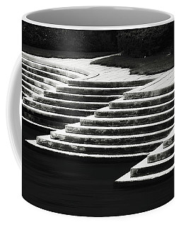 One Step At A Time Coffee Mug by Eduard Moldoveanu