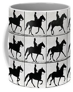 One Stride In Eleven Phases Coffee Mug