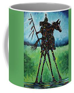 One Warrior Coffee Mug