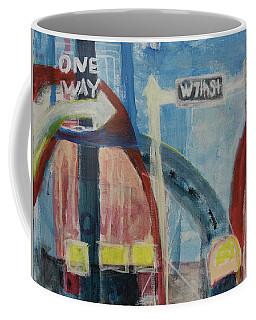 One Way To 7th Street Coffee Mug