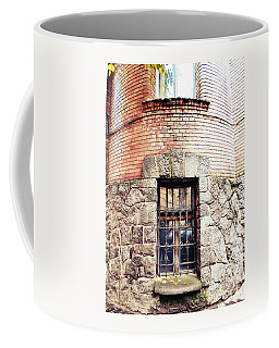 One Window And A Half Coffee Mug