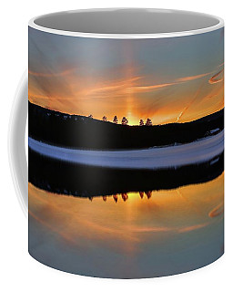One Winter Evening Coffee Mug by Rose-Marie Karlsen
