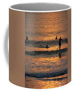 One With Nature Coffee Mug by Greg Patzer
