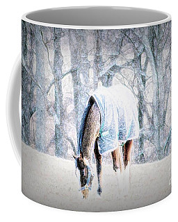 One With The Land In Lancaster County, Pa Coffee Mug