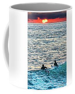 One With The Sun Coffee Mug
