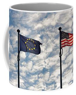 One World Coffee Mug by Semmick Photo