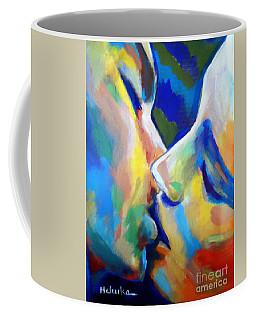 Oneness Coffee Mug by Helena Wierzbicki
