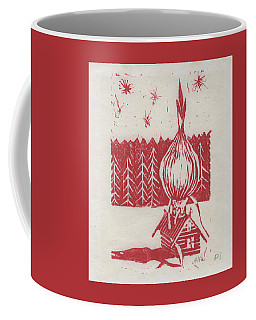 Onion Dome Coffee Mug