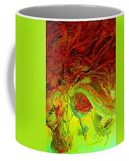 Oniristic Space Coffee Mug by Henryk Gorecki