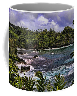 Onomea Bay Hawaii Coffee Mug