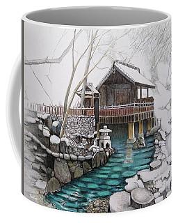 Onsen Coffee Mug