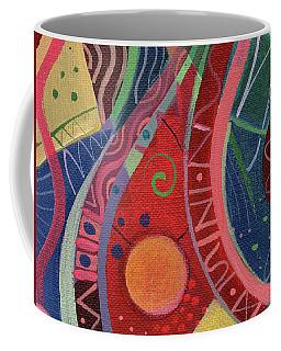 Onward Upward Coffee Mug