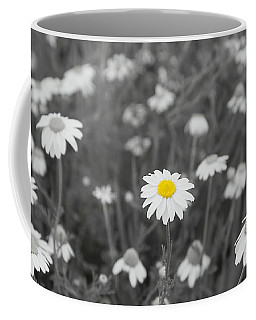 Coffee Mug featuring the photograph Oopsy Daisy by Benanne Stiens