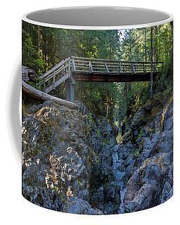 Opal Creek Bridge Coffee Mug