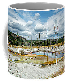 Opal Pool Coffee Mug