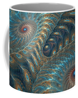 Opal Snails Coffee Mug