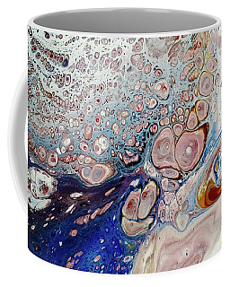 Opal Space Coffee Mug