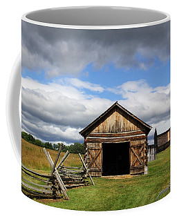 Open Doors Coffee Mug