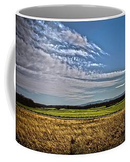 Open Fields Coffee Mug