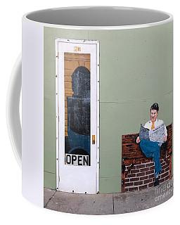 Open Coffee Mug
