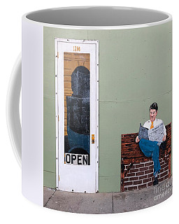 Open Coffee Mug