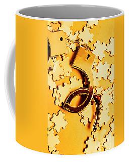 Open Guilt Coffee Mug