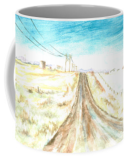 Country Road Coffee Mug