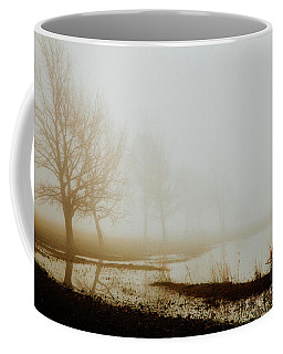 Coffee Mug featuring the photograph Open Space by Iris Greenwell