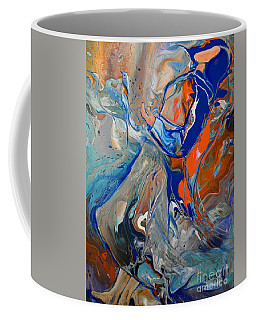 Open The Floodgates Of Heaven Coffee Mug