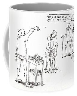 Open Up Coffee Mug