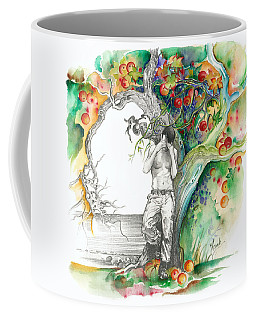 Open Your Eyes -the World Is Changing Coffee Mug