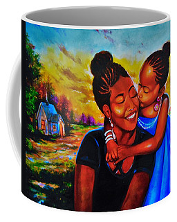 Open Your Eyes To Life Coffee Mug