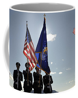 Opening Ceremony Of The 2009 Aviation Coffee Mug