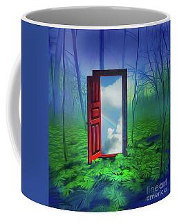 Opening Doors Coffee Mug