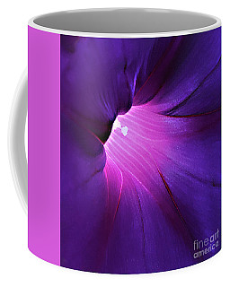 Opening One's Heart Coffee Mug by Sherry Hallemeier