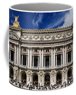 Paris Opera Coffee Mugs Fine Art America