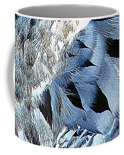 Blue Limpkin Coffee Mug