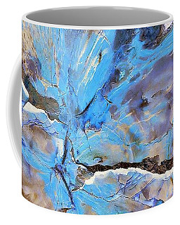 Cracking Glacier Coffee Mug