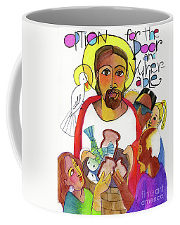 Option For The Poor And Vulnerable - Mmopv Coffee Mug