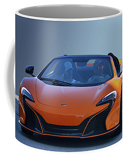 Or Mclaren Coffee Mug
