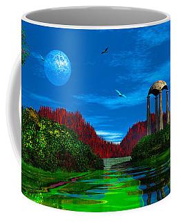 Oracle Coffee Mug by Mark Blauhoefer