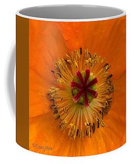 Orange #5 Coffee Mug