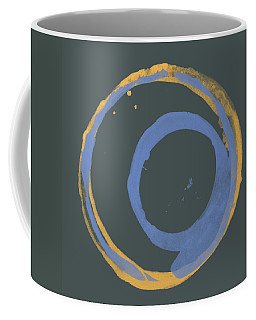 Orange And Blue 3 Coffee Mug