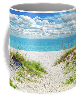Orange Beach Al Seascape 1086a Coffee Mug