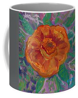Orange Blossom Coffee Mug by John Keaton